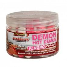 STARBAITS DEMON HOT DEMON POP UP FLUO 80gr