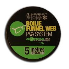 PVA SYSTEM BOILIE HEXMESH REFILL 5mt