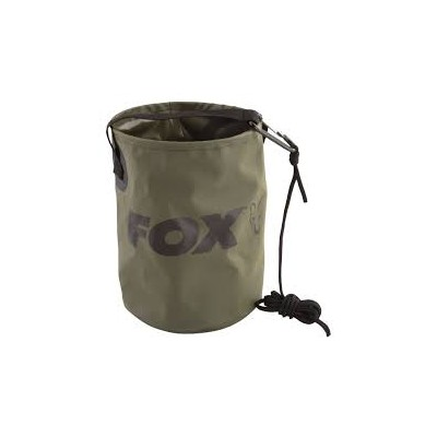 FOX WATER BUCKET (including drop cord & clip)