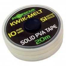 KWIK-MELT SOLID PVA TAPE 10mm 20mt