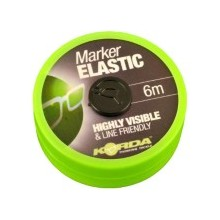 MARKER ELASTIC 6MT HIGHLY VISIBLE & LINE FRIENDLY
