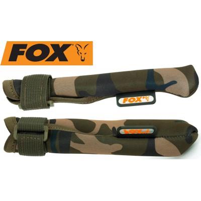FOX PROTEGGI CANNA NEOPRENE TIP & BUTT PROTECTOR CAMO