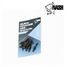 NASH QUICK CHANGE UNI SWIVEL Size 8