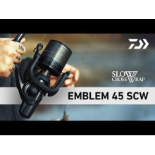 MULINELLO CARPFISHING DAIWA EMBLEM 45 SCW QD new for 2019