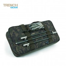 SHIMANO TRENCH GEAR BUZZER BAR BAG 3 ROD