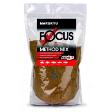 MARUKYU PASTURA FEEDER FOCUS METHOD MIX AMINO+ 1,5KG