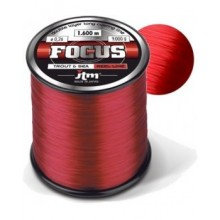MONOFILO JTM FOCUS RED 0,31mm 1150mt
