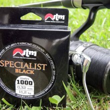 FILO JTM SPECIALIST BLACK O,32mm 1000mt