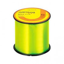 DAIWA FILO JUSTRON DPLS 0,235mm 500mt Fluo Yellow (made in japan)