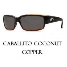 OCCHIALE POLARIZZATO LENS TECHNOLOGY CABALLITO COCONUT COPPER