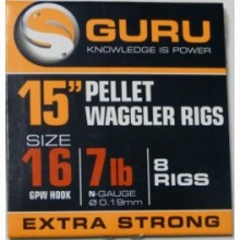 "PELLET WAGGLER RIGS 15"" EXTRA STRONG"