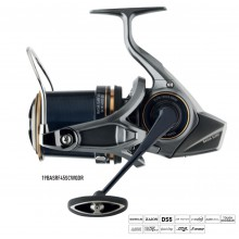 DAIWA BASIA SURF 45 SCW QD-P (made in japan)