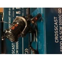 DAIWA 20 CROSSCAST SPOD 45 SCW 5000C QD