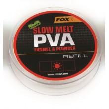 FOX EDGES PVA SYSTEM SLOW MELT REFILL WIDE 35mm X 20mt