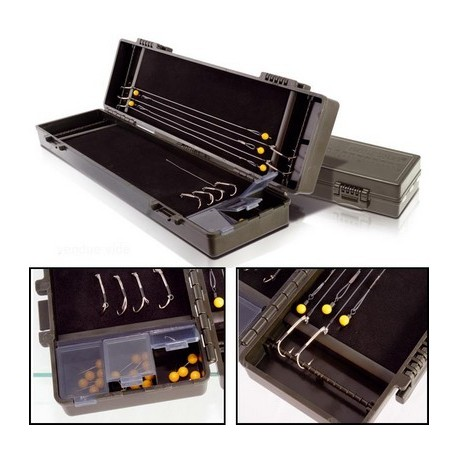 PORTA TERMINALI CARPFISHING STARBAITS RIG BOX IN BULK