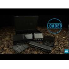 NASH LARGE CAPACITY TACKLE BOX LOADED