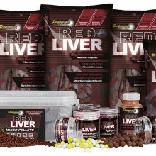 STARBAITS BOILES RED LIVER 20mm 2,5kg