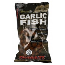 STARBAITS BOILES GARLIC FISH 20mm 2,5kg