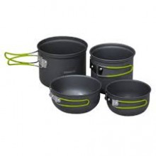 STARBAITS FREEWAY COOKWARE SET 4pz