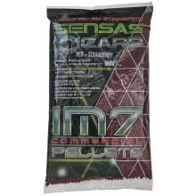 SENSAS IM7 RED STRAWBERRY PELLETS MINI 2mm