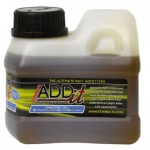 STARBAITS ADD IT SARDINE OIL 500ml