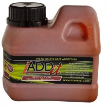 STARBAITS ADD IT SPICY LIVER LIQUID 500ML